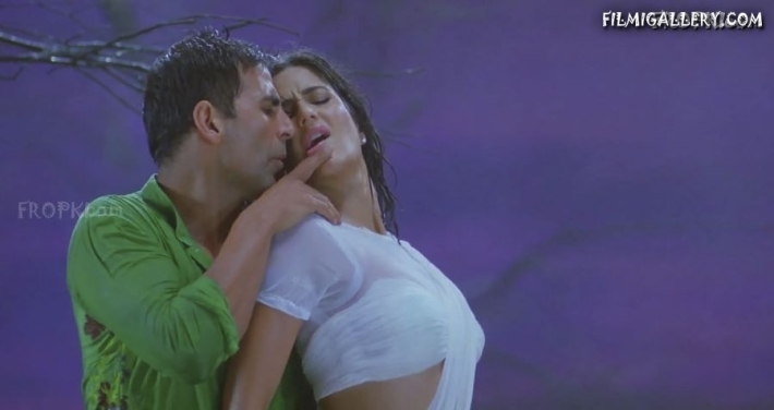Katrina Kaif horny expressions...sexy boobs
